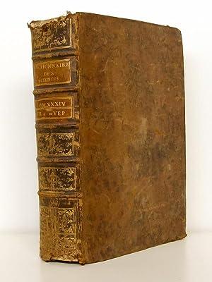 Encyclopédie, ou Dictionnaire raisonné des Sciences, des Arts et des Métiers. ...