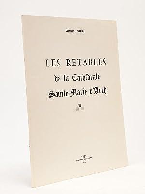 Les Retables de la Cathédrale Sainte-Marie d'Auch: BREL, Odile