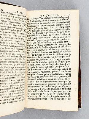 L'Histoire Universelle de Trogue Pompée, réduite en abrégée par ...