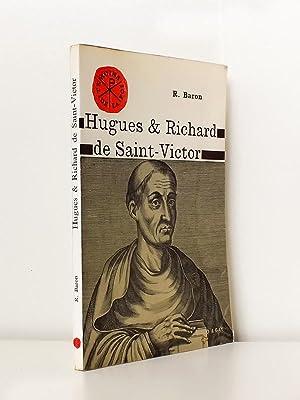 Hugues & Richard de Saint-Victor. Introduction et: BARON, R. [