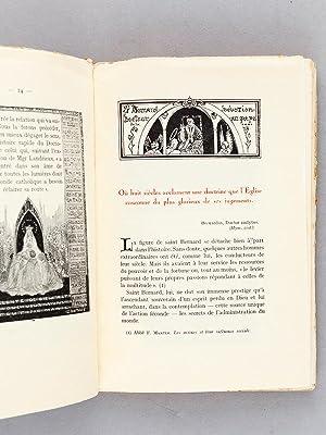 Saint Bernard. Fêtes du Ier Centenaire. A Cîteaux & dans l'Ordre des ...