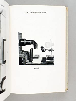 Journal of The Photomicrographic Society. Symposium Number with Proceedings of the Society 1927-...