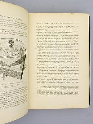 Les Bactéries et leur rôle dans l'Etiologie, l'Anatomie et l'Histologie...