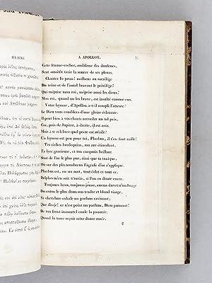 Extrait du Journal des Débats 16 et 17 août 1859, Compte-rendu des trois ouvrages ...