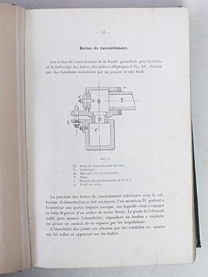 Traité Pratique des Chaudières & Machines de la Marine de Commerce.: LE GUILCHER,...