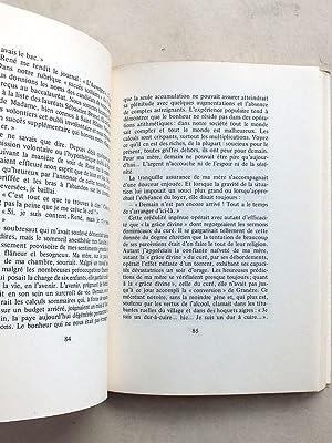 La fée qui danse [ Exemplaire dédicacé par l'auteur ]: THYBERT, Maurice