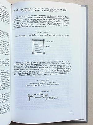 Introduction à la biochimie et la technologie des aliments (2 Tomes - Complet): CHEFTEL, ...