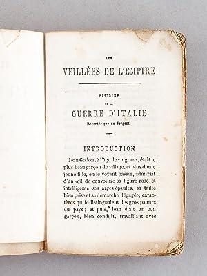 Veillées de l'Empire. Deuxième Année. 1860 [ Contient : Histoire de la ...