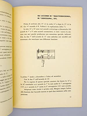 Pancordismo. Nuovi sviluppi del Sistema Tonale.: RIZZI, P. Bernardino