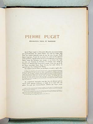 Pierre Puget, Décorateur et Mariniste. Etude historique sur les Travaux du Maître &...