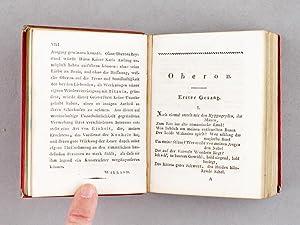 Oberon. Ein Heldengedicht in zwölf Gesängen (2 Bände): WIELAND, Christoph Martin