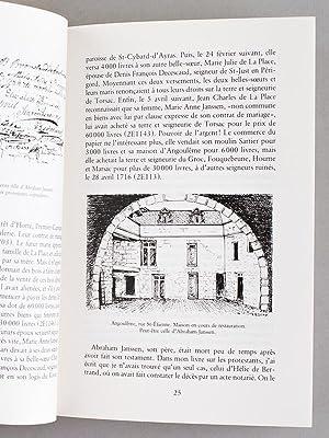 L'Angoumois au temps des marchands flamands (17e siècle): DELAGE, Gabriel