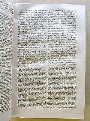 Histoire ecclésiastique depuis la création jusqu'au Pontificat de de Pie IX - ...