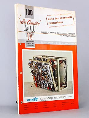 """Réalisez votre téléviseur couleur : Kit LASCO Color - """" Votre Carri&..."""