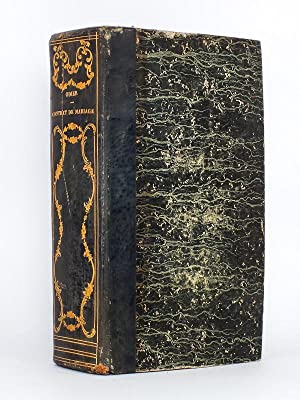 Traité du Contrat de Mariage ou du Régime des Biens entre Epoux (3 Tomes - Complet) ...