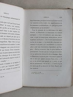 Le nouveau Crucifiement de N.-S. Jésus-Christ par MM. Ernest Renan, J. Michelet, Edgar ...