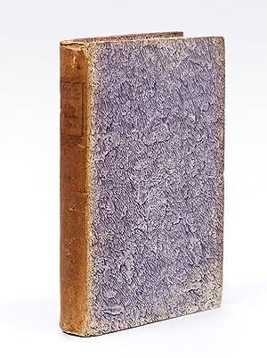 Annales de Chimie et de Physique. 1832: GAY-LUSSAC ; ARAGO