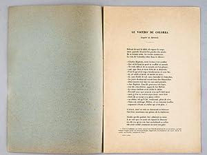 Le Vocero de Colomba inspiré de Mérimée: PARIS, Léon ; MERIMEE