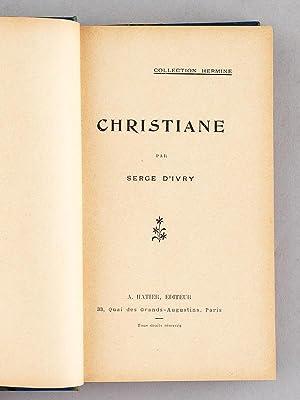 Christiane: D'IVRY, Serge