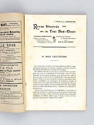 Revue illustrée du Tout Sud-Ouest. Annales Mensuelles. Décembre 1905 N°1 - ...