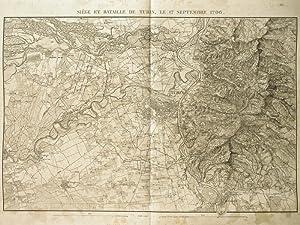 Siège et Bataille de Turin le 17: DE VAULT, Lieutenant