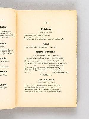 Guerre franco-allemande 1870-1871. Sept Jours de combat autour du Mans du 9 au 15 Janvier 1871.: ...
