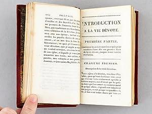 Introduction à la Vie Dévote.: SALES, S. François de