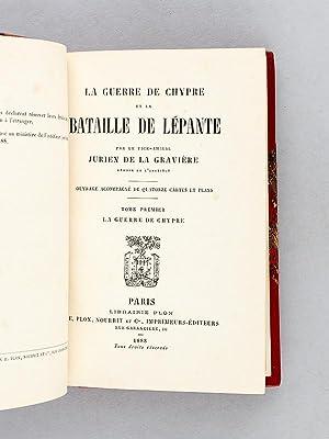 La Guerre de Chypre et la Bataille de Lépante (2 Tomes - Complet) Tome I : La Guerre de ...