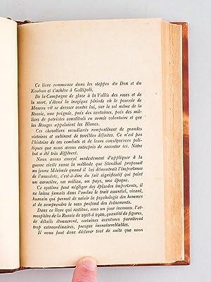 Les Chevaliers Mendiants.: OUDARD, Georges ; NOVIK, Dmitri