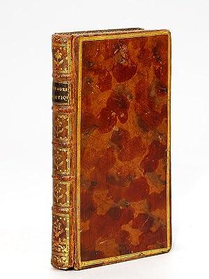 Voyage de Chapelle et de Bachaumont suivi de quelques autres Voyages dans le même genre. [ ...