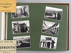 Recueil de 345 vues photographiques datant de 1954 : Belgrade - Padoue - Trieste - Venise - G&ecirc...