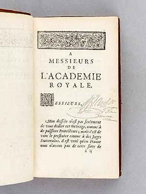 Oeuvres du R. P. Ignace-Gaston Pardies, de la Compagnie de Jésus, contenant 1° Les ...