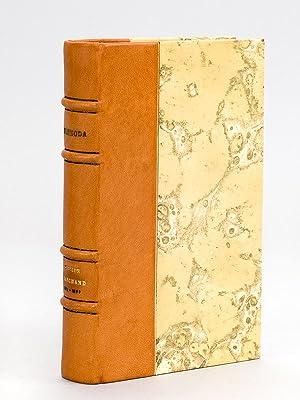 Lot de 2 livres reliés dans un vol. ] Fachoda - Mission Marchand 1896 - 1899 ; Marchand. ...