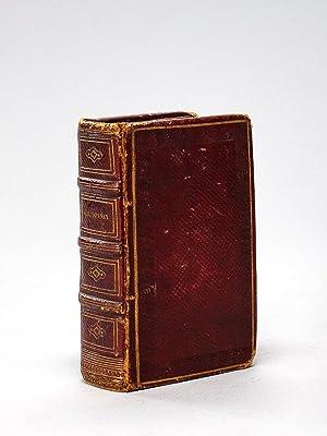 Oeuvres choisies de C.-F. Volney (5 Tomes en un vol. - Complet): VOLNEY, C.-F.