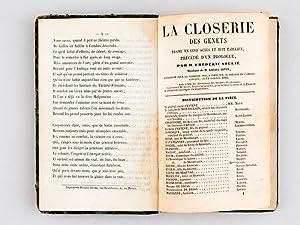 La Closerie des Genêts. Drame en Cinq Actes et huit tableaux, précédé d&...