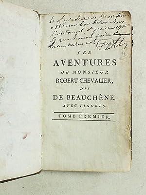 Les Aventures de Monsieur Robert Chevalier, dit De Beauchêne, Capitaine de Flibustiers dans ...