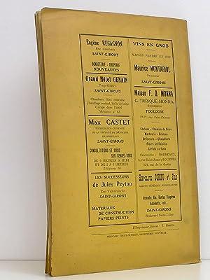 Bulletin Historique du diocèse de Pamiers, Couserans et Mirepoix , Avril-Juin 1933 , 8e ann&...