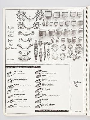 Fabrique de Bronze d'Ameublement [ Styles - Bronzes 33, Faubourg Saint-Antoine ]: Collectif