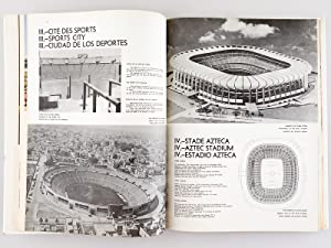 Mexico Demande - Requests - Solicita. XIX Jeux Olympiques - Olympic Games - Juegos Olimpicos: ...