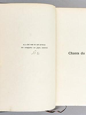 Chants du Soldat.: DEROULEDE, Paul