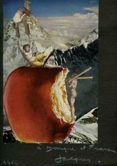 Collage original: PRÉVERT (Jacques)