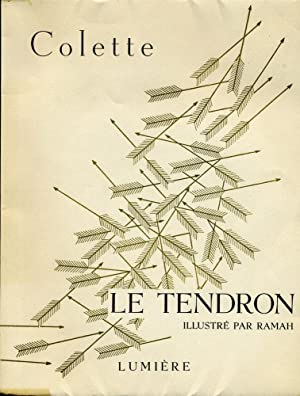 Le Tendron.: COLETTE (Sidonie Gabrielle).