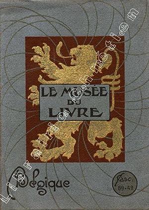 Le Musée du livre. Fascicules 40 et 42, une série de 24 lithographies originales en noir et ...