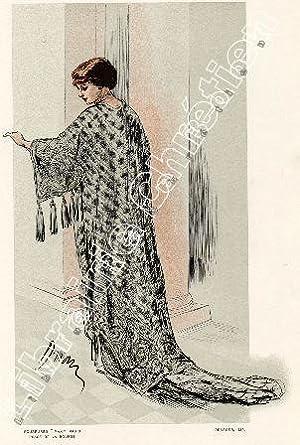 La mode au XVIIIe siècle par Moreau: FOURRURES MAX].
