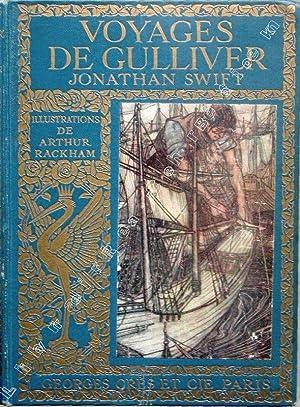 Les Voyages de Gulliver.: SWIFT (Jonathan).