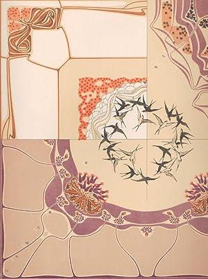 Moderne Versiering voor Plafonds en Wandvlakten door: ARTS DECORATIFS.