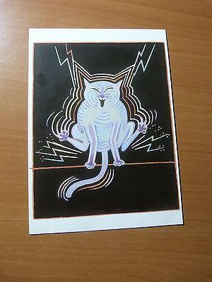 Alsace-Electrocartes-Tomi Ungerer-Expo de l'oeuvre cartophile-Strasbourg 1996