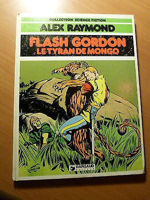Alex Raymond-Science fiction-Flash Gordon. Le tyran de Mongo-1981-BE