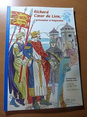 Les monnaies-Richard coeur de lion à Haguenau-Seigneurs