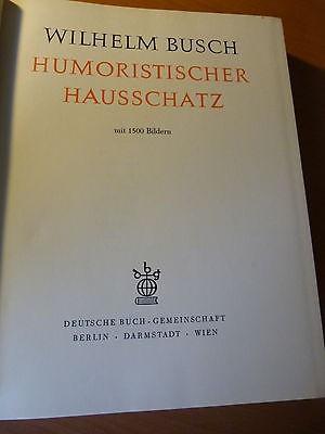 Wilhelm Busch-Humoristischer Hausschatz mit 1500 Bildern-Enfantina-Enfants